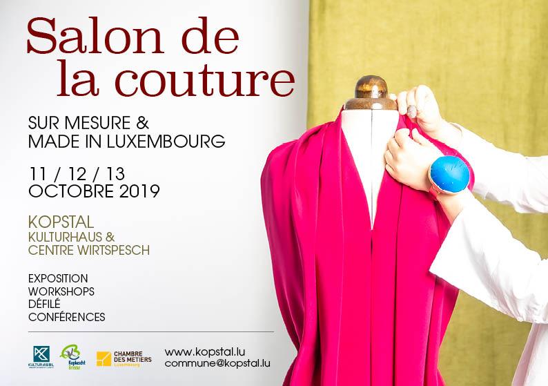Salon De La Couture Kopstal 2019 By Siebenaler